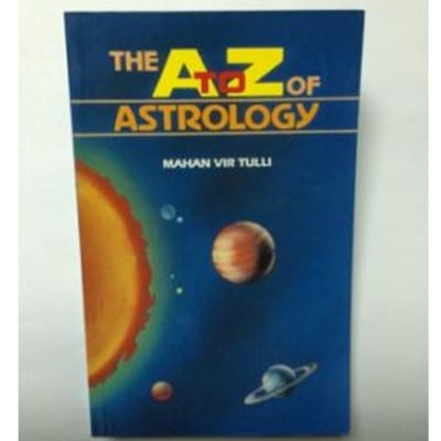 The A to Z Of Astrology image
