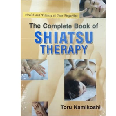 The Complete Book of Shiatsu Therapy image