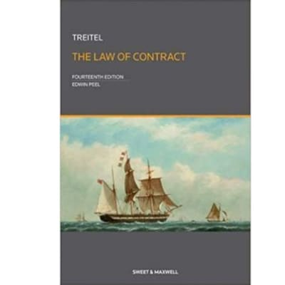 The Law Of Contract image