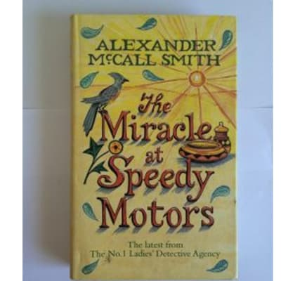 The Miracle of Speedy Motors image