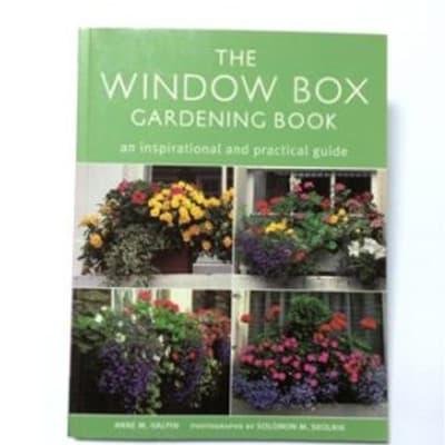 The Window Box Gardening Book image