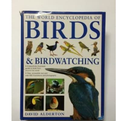 The World Encylopedia Of Birds and Bird Watching image
