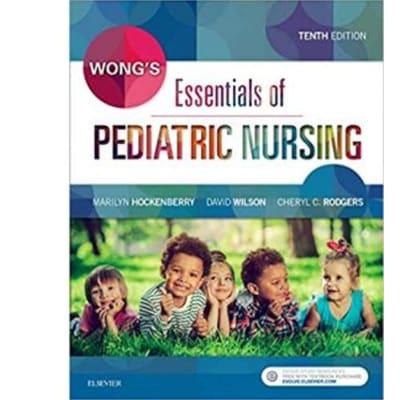Wong's Essentials of Pediatric Nursing image
