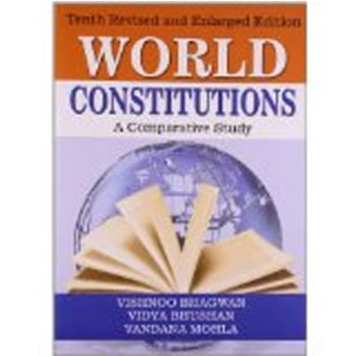 World Constitutions by Bhagwan V image