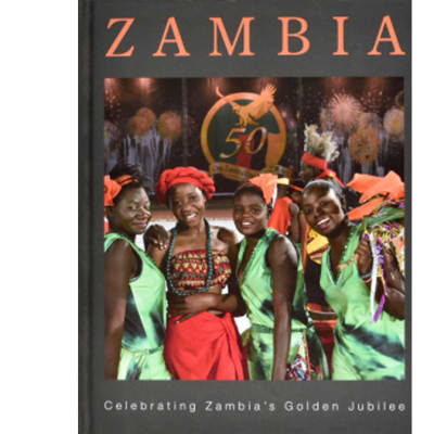 Zambia Celebrating 50 Years of Independence by Ian Murphy image