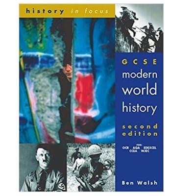 GCSE Modern World History 2nd Edition image