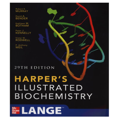 Harpers Illustrated Biochemistry 29th Edition image