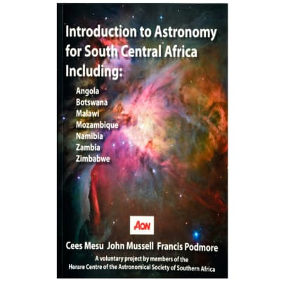 Introduction to Astronomy for South Central Africa by Cees Mesu image