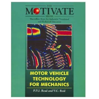 Motor Vehicle Technology for Mechanics (Motivate) image