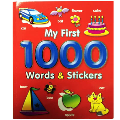 My First 1000 Words image
