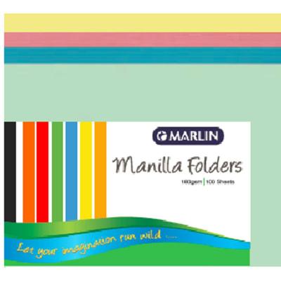 Plain Folders Manilla image
