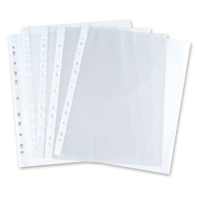 Sheet Protecter A4 Clear image