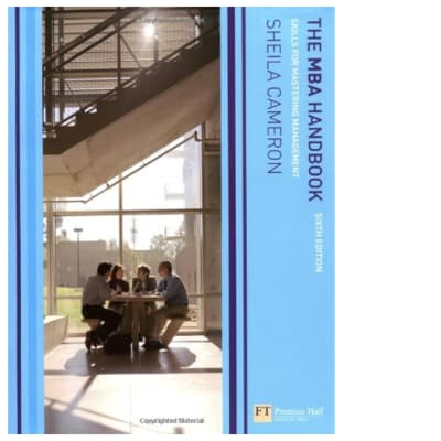 The MBA Handbook image