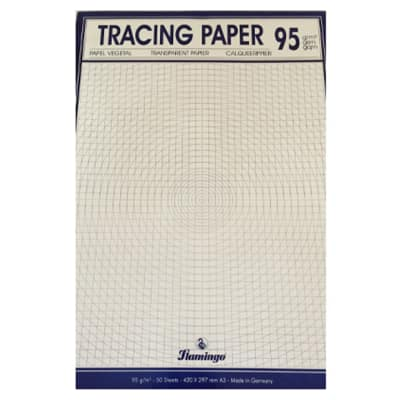 Tracing Paper A4 image