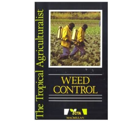 Weed Control (Tropical Agriculturalist) image