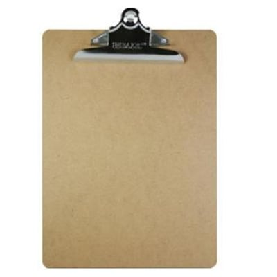 Wooden Clip Board image
