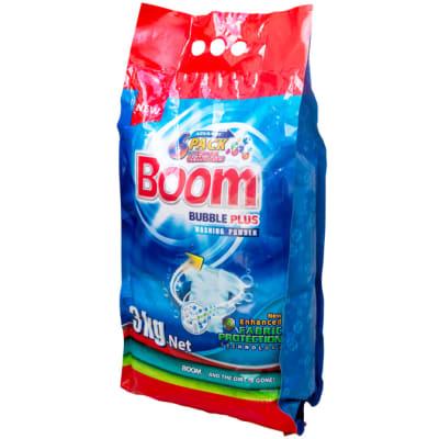 Boom Bubble Plus Washing Powder image