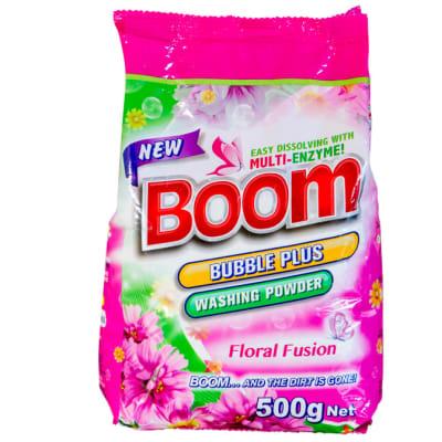 Washing Powder - Bubble plus Floral Fusion image