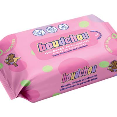 Boudchou Girl Wipes image