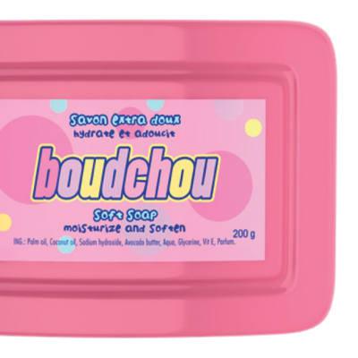 Boudchou Girl Soap image