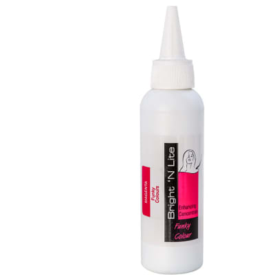 Bright 'N Lite  Funky Colour Magenta Hair Dye Concentrate  100ml image
