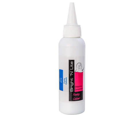 Bright 'N Lite  Funky Colour Sky Blue Hair Dye Concentrate  100ml image