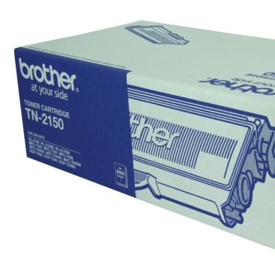 Printer Toner Cartridges - Brother TN-2150 Toner Cartridges image