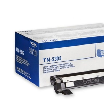 Brother Tn-2305 Black Toner Cartridge  image
