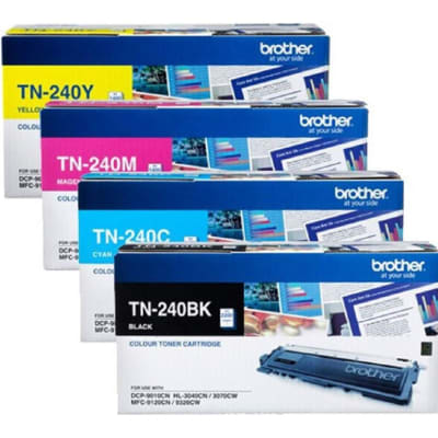 Brother Tn240  Toner Cartridges  image