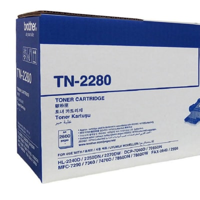 Brother Tn2280  Toner Cartridges  image