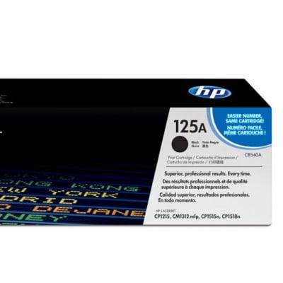 125a (Hp Cb540a) black Toner Cartridge image
