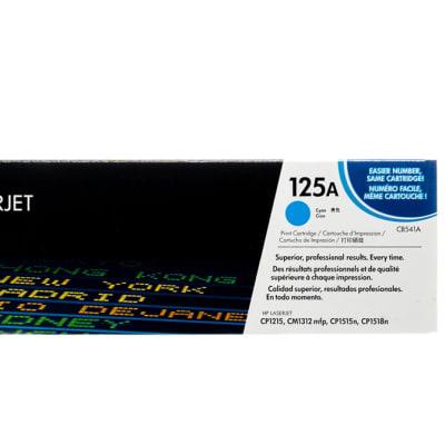 Printer Toner Cartridges - Hewlett Packard CB541A (HP 123A) Cyan Toner Cartridge image