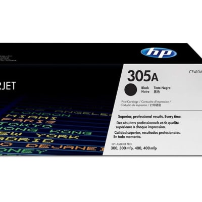 Printer Toner Cartridges - Hewlett Packard 305A Toner Cartridge image