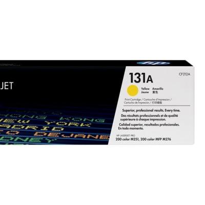 131a (Hp Cf212a) yellow Toner Cartridge image