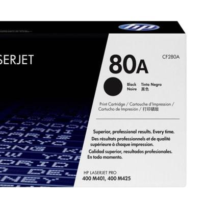 80a (Hp Cf280a) black Toner Cartridge image