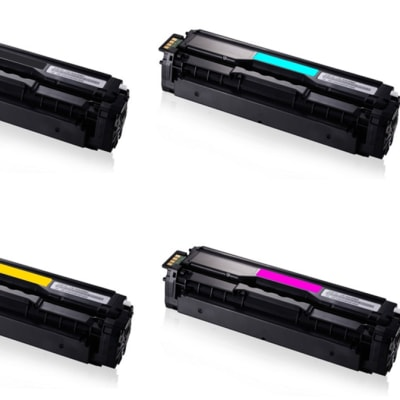 Printer Toner Cartridges - Samsung CLT-504S Toner Cartridge image