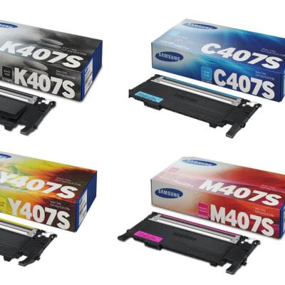Samsung Clt-407s Toner Cartridges image