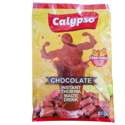 Calypso Chocolate - Instant Thobwa maize drink image