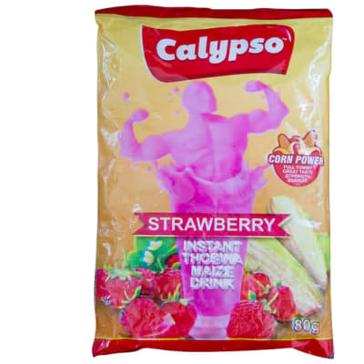 Calypso Strawberry - Instant Thobwa maize drink image