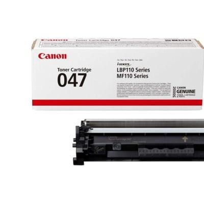 Canon 047 Black Toner Cartridge   image