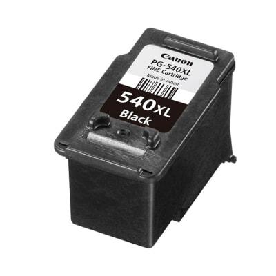 Canon Pg-540xl  High Yield Black Ink Cartridge  image