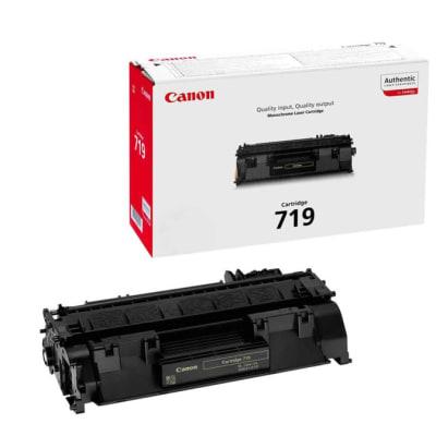 Canon 719  Black Toner Cartridge  image