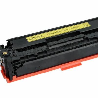 Printer Toner Cartridges - Canon CE322 Yellow Ink Cartridges image