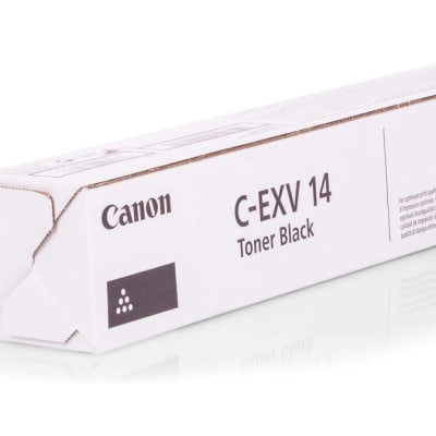 Canon C-Exv 14  Black Toner Cartridge  image