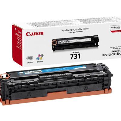 Canon 731  Black Toner Cartridge  image