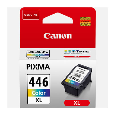 Pg-446xl High Yield Colour Ink Cartridge image