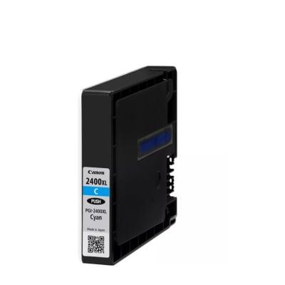 Canon Pgi 2400xl High Yield Cyan Ink Cartridge image