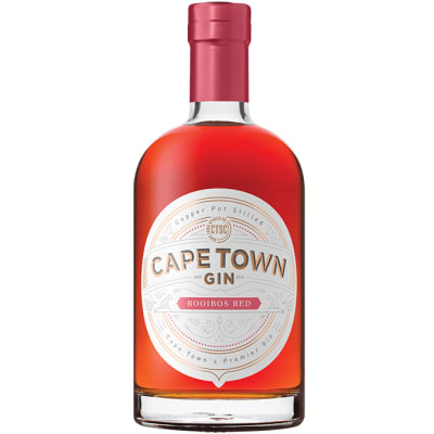 Cape Town Gin - Rooibos Red  image