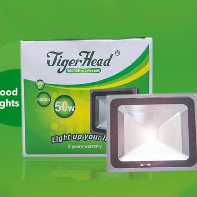 Tiger 50w Flood Light Bulb image