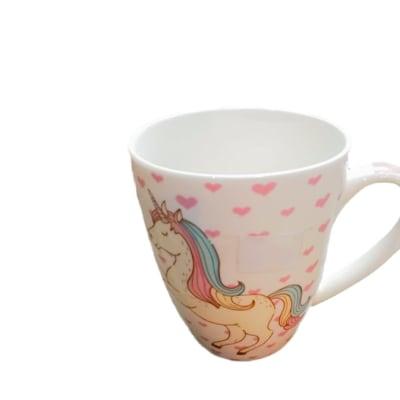 Ceramic Unicorn Mug image